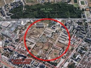 """Без мастодонти и небостъргачи в """"Гладно поле""""! Предлагат 331 дка за екопарк върху казармите"""