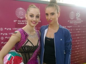 Боряна Калейн и Катрин Тасева ще представляват България на Европейското в Киев