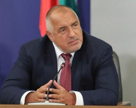 Бойко Борисов: Вирусът е силен, но не можем да спрем всичко в държавата и не бива