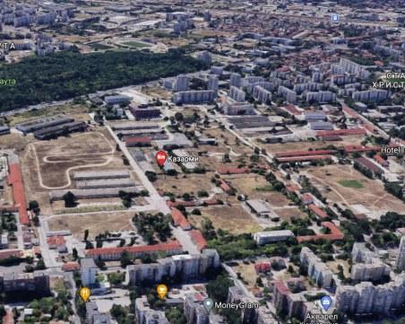 Гл. архитект прегърна идеята за мегапарк от 331 дка на Гладно поле, но военните имат последната дума