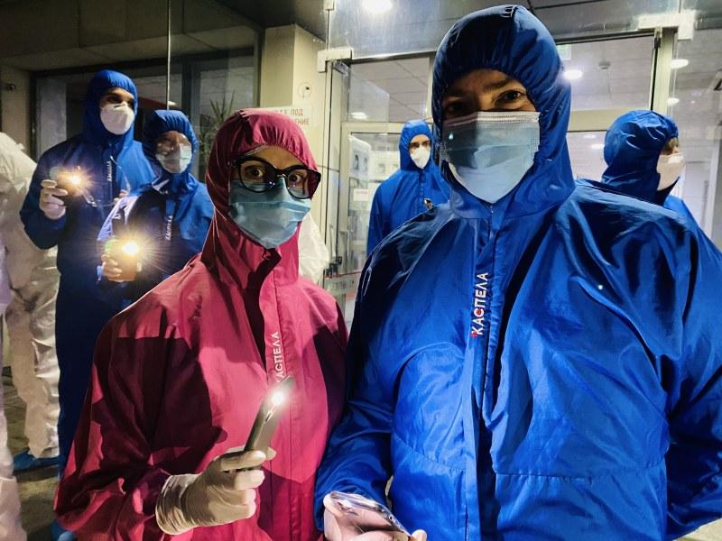 Лекари от Пловдив с емоционален призив
