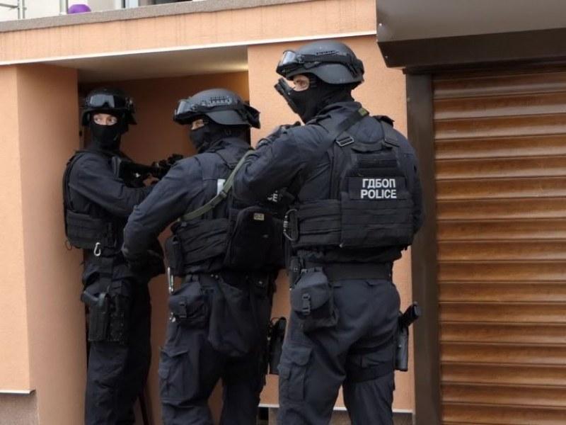 Наказаха двама шефове на ГДБОП заради сбъркания адрес при акция в София