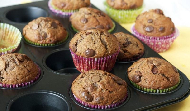 Рецепта за сочни мъфини без брашно - опитайте у дома