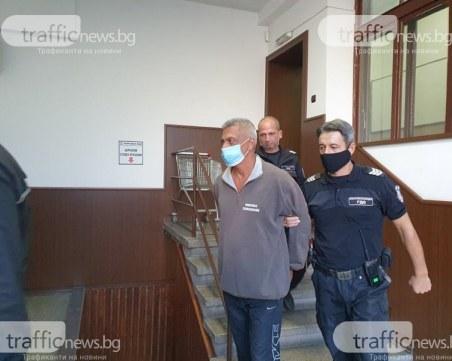 Миленко, който уби жестоко жена си в Шекера, системно пиел и тормозил близките си