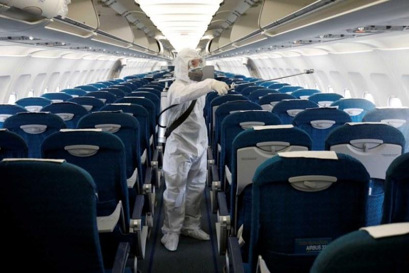 Около 200 летища в Европа могат да фалират заради коронавируса