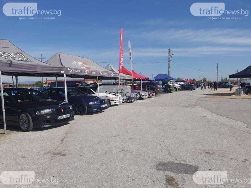 Сериозна конкуренция във финалния кръг на BMW Cup 2020 край Пловдив