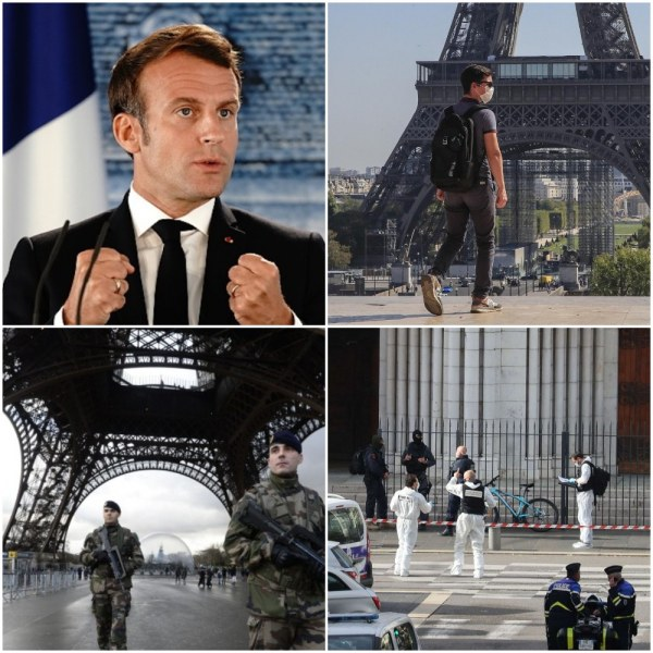 Страх във Франция! COVID-19 или тероризмът е по-голяма пандемия?