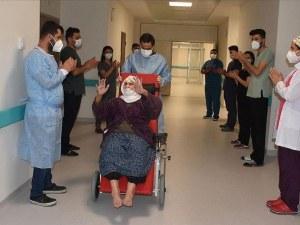 120-годишна пребори коронавируса