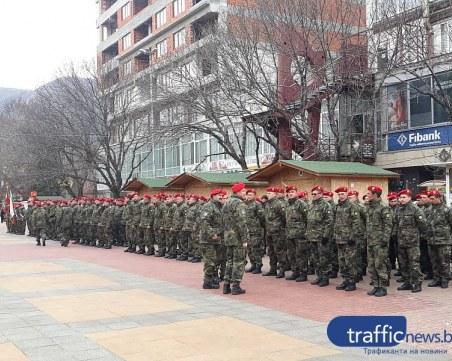 15 военнослужещи от Асеновград дадоха положителни проби за COVID-19