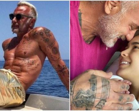 Танцуващият италиански богаташ стана баща