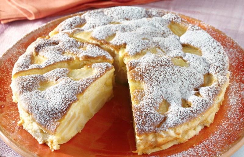 Италианска ябълкова торта