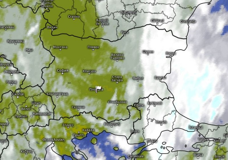 Циклон връхлита Пловдив, кметът нареди спешно почистване на шахтите
