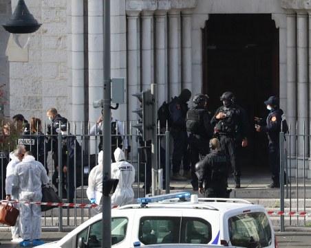 Ново нападение във Франция! Раниха православен свещеник при стрелба в Лион