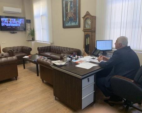 Пловдив победител в категорията Smart City в конкурса на българските общини