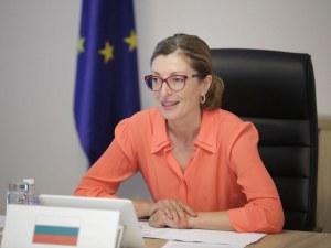 Захариева пред Ройтерс: Северна Македония трябва да признае българските корени