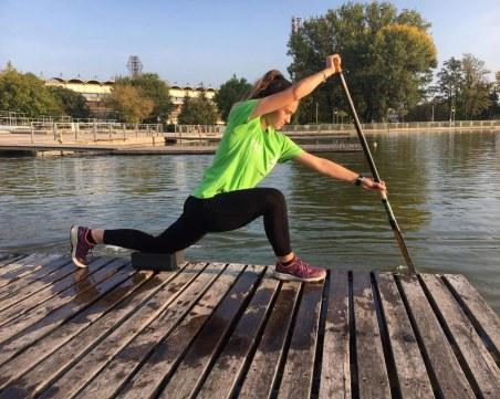 Различните млади: Младата спортна надежда Радиана Радойнова печели медали, съчетава ги с училище и изкуства