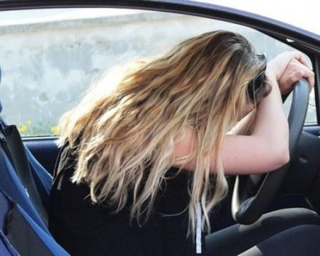 Пловдивчанка потърси утеха в кръчма от бившия си, след скандал - преспа в районното и остана без книжка