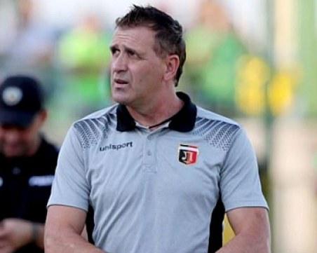 Акрапович: Много отбори искат да са на наше място, но не са