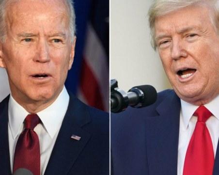Аризона и Невада стоят между Байдън и Белия дом