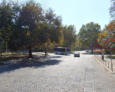 Трябва ли да бъдат променени знаците на кръстовище в Пловдив?
