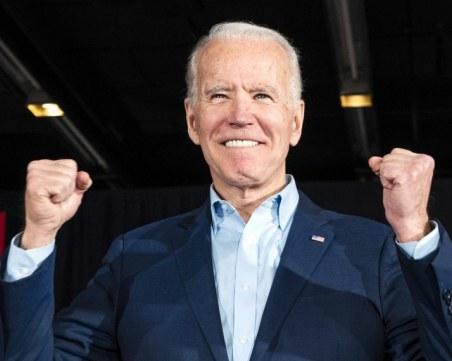 Джо Байдън печели вота в САЩ