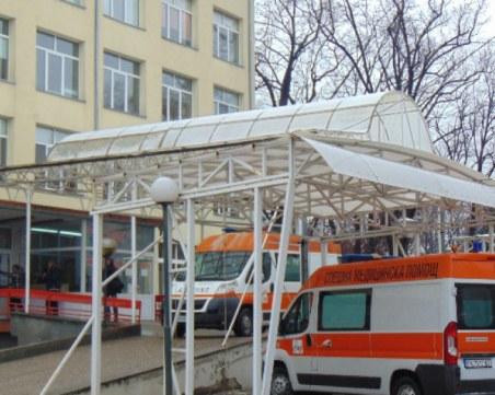 Шефът на Спешна помощ в Пазарджик - с COVID-19
