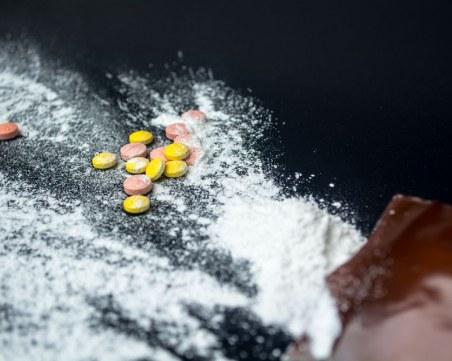 Арестуваха мъж в Пазарджик, опитал да скрие амфетамин от полицаите