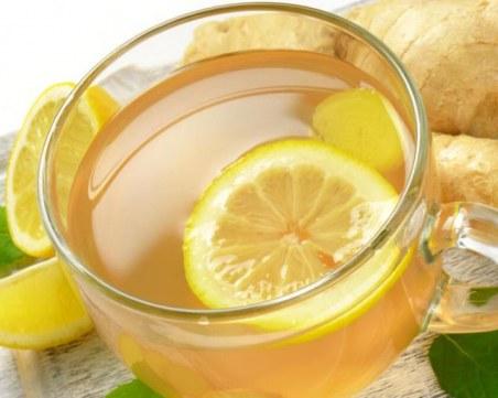 Повишете имунитета с гореща напитка, която облекчава симптомите на настинка