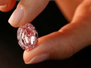 Редкият розов диамант вече е продаден - за 26,6 млн. долара
