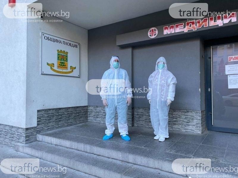 38% от тестваните - положителни за COVID-19, в Пловдив има нови 414 случая