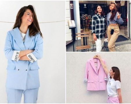 Bonjour, Марчела в Париж! Пловдивчанката, която продължи семейната традиция в модата