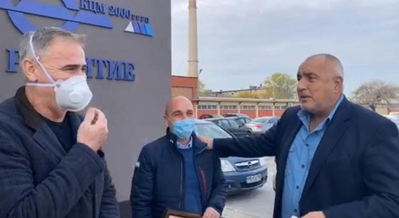 Премиерът край Пловдив: Защо е този зор да паникьосваме хората и да затваряме държавата?