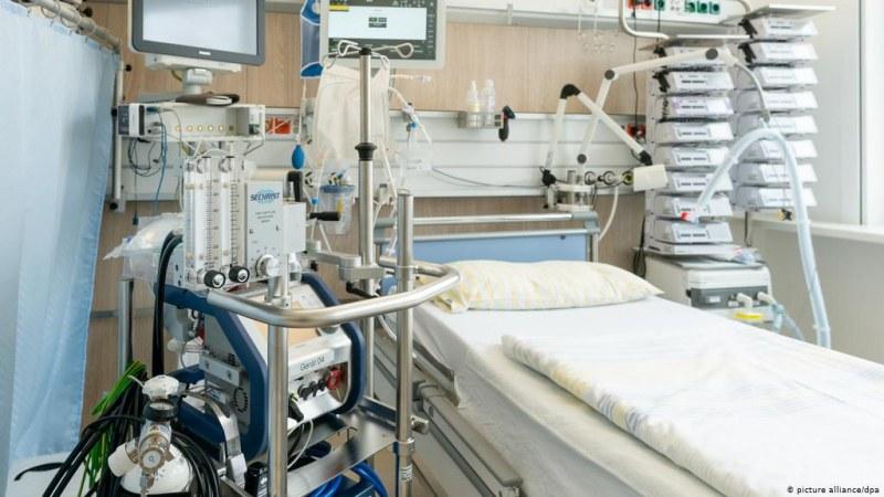 Пожар в COVID отделение в Румъния! Десет души загинаха