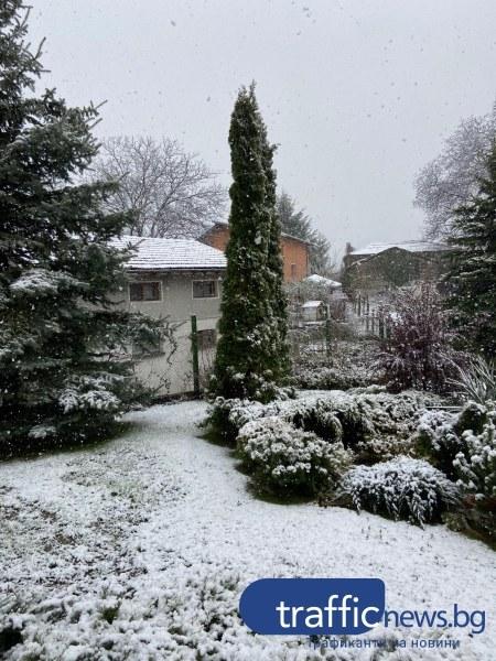 НИМХ: Очаква се сняг след 20-ти ноември