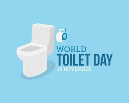 На този ден: Днес е световният ден на тоалетната и международният ден на мъжа