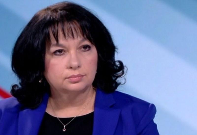 Теменужка Петкова разкри подробности за доставките на синьо гориво от Азербайджан