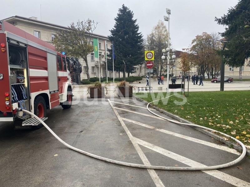 Врачанинът, запалил колата си пред общината,  се ядосал заради репатрак