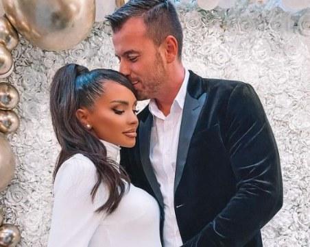 Лилиан Бояджийска и Ивайло Иванов ще стават родители на близнаци