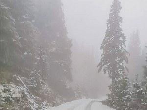 Честит първи сняг, Пампорово!