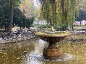 Есенна разходка под дъжда в Цар Симеоновата градина ГАЛЕРИЯ