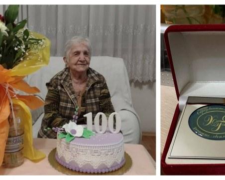 100-годишната Стоянка Станкова от Пловдив: Обичайте семейството и бъдете до книгите