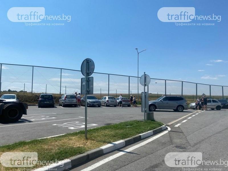 Гърция въвежда бързи тестове за всички, които влизат през сухопътните й граници