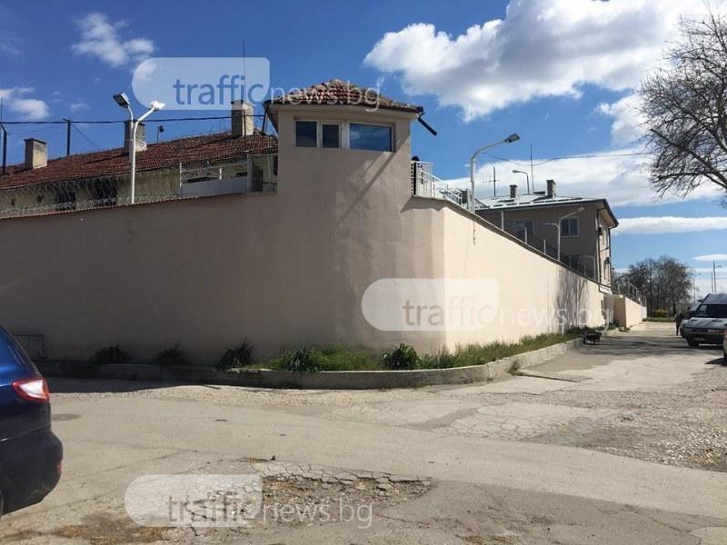 COVID-19 в пловдивския затвор, лишен от свобода е в болница