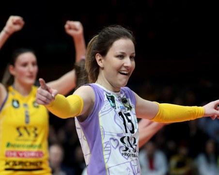 Спортните герои на Пловдив: Жана Тодорова: Искам да се усъвършенствам във всеки един елемент, трябва да бъдеш търпелив в спорта