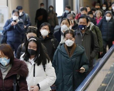 В Китай карантинираха цял град заради два случая на коронавирус