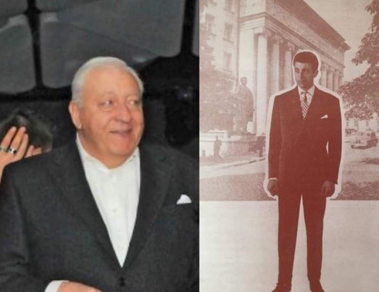 Почина първият български манекен