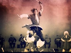 Чудото на Грузия - Сухишвили, чества 75 години на сцена в Пловдив