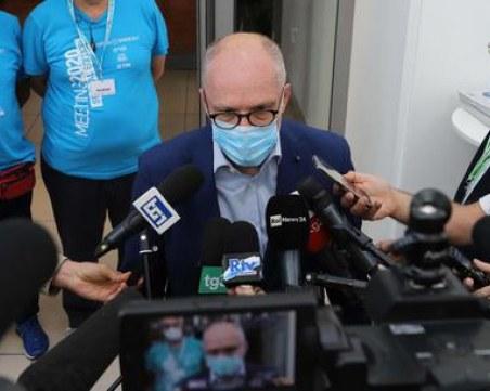 27 000 заразени медици в Италия за месец, здравната система се задъхва