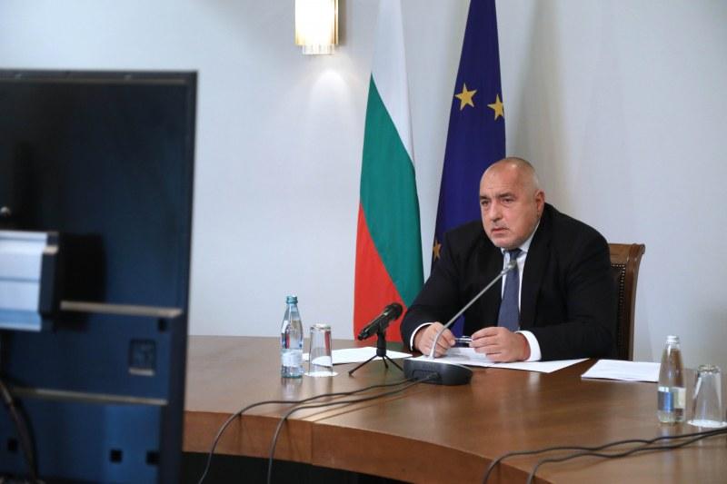 Борисов: Винаги сме били за диалог със С.Македония, но това трябва и да е от двете страни