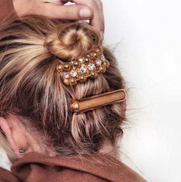 Луксозните шноли за коса са новата тенденция, в която ще се влюбите